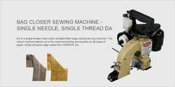 Revo Bag Closer Sewing Machine Single Needle Single Thread Da