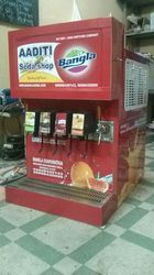 4 Plus 2 Soda Vending Machine