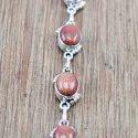 Golden Sun Sitara Gemstone 925 Sterling Silver Bracelet Wb-5130