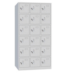 KKE White Staff Lockers, 18
