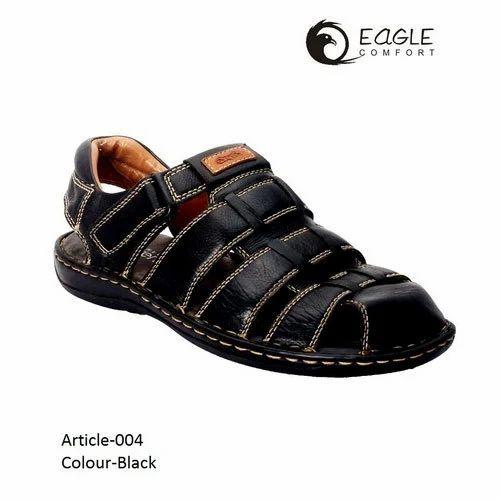 6915ccfe4 Eagle comfort Men  s Casual Leather Sandal