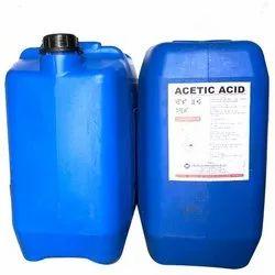 Acetic Acid, Packaging Size: 35KG