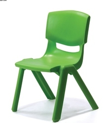 Green Kids School Chair