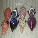 Duck Shape Glass Smoking Animal Pipe