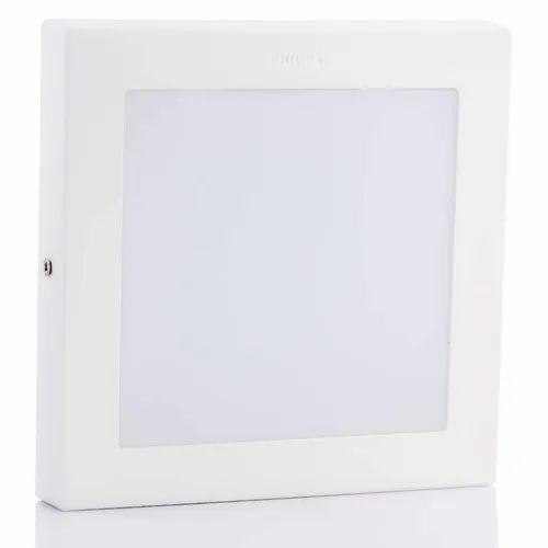 Philips Star Surface 18w Led Square Ceiling Light 4000k Natural White फिलिप्स स्टार सरफेस 18w