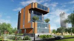 5 Concrete Frame Structures Apartment Construction, Pune