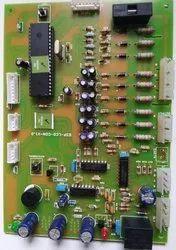 Three Phase Servo Stabilizer Control Card LCD Display