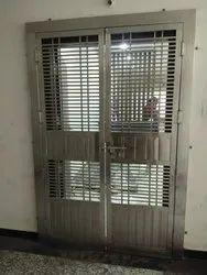 SS Safety Door