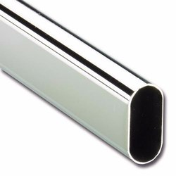 Stainless Steel Seamless Oval Tube