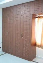 Bedroom Laminated Storage Cupboard