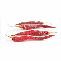 Aaha Impex Red Kashmiri Chili with Stem, Packaging Size: 1 Kg