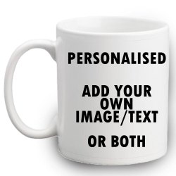 Customized Standard Mugs