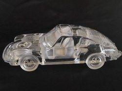 Antique Car Crystal Miniatures