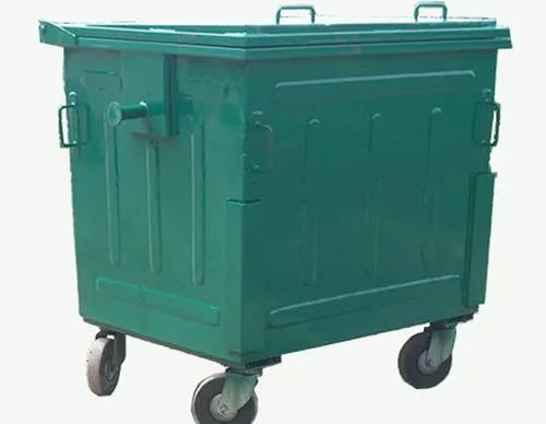 NATIONAL Open Top RC Bin (RC Dustbin) 1100 Liter