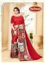 Printed Crepe Silk Saree - Royal Plus 05
