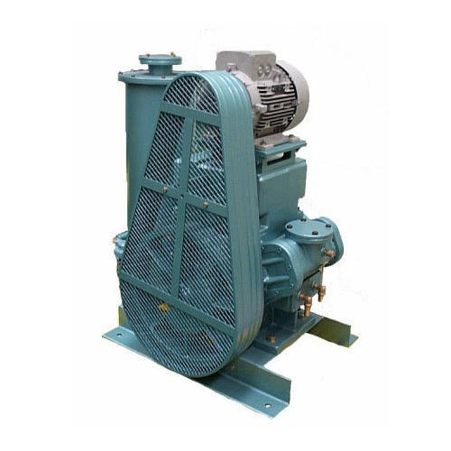Woosung Make WSSR Rotary Piston Vacuum Pump, Usage / Application: Drying, Roots Vacuum Pumps