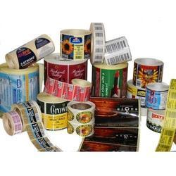 Self Adhesive Label Printing Services