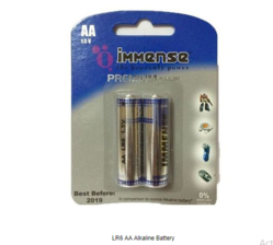 IMMENSE LR6 AA Alkaline Battery