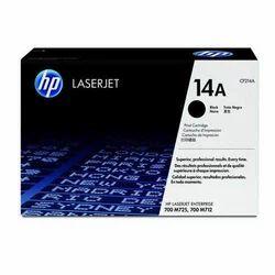 HP CF214A 14A Black Laser Toner Printer Cartridge