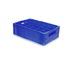 Plastic Bottle Crates