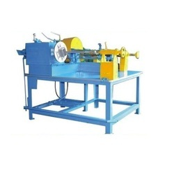Semi Automatic HT Coil Winding Machine