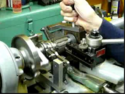 Relieving Attachment For Lathe Machine