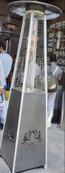 SS Outdoor Pyramid Gas Heater