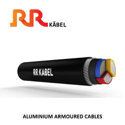 Black RR KABEL Aluminium Power Cables