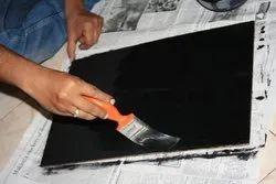 UNILAX Matt Blackboard Paint, Packaging Type: Can, for Interior