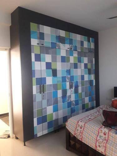 Sliding Bedroom Wardrobe Colour In Koyambedu Chennai Aamphaa