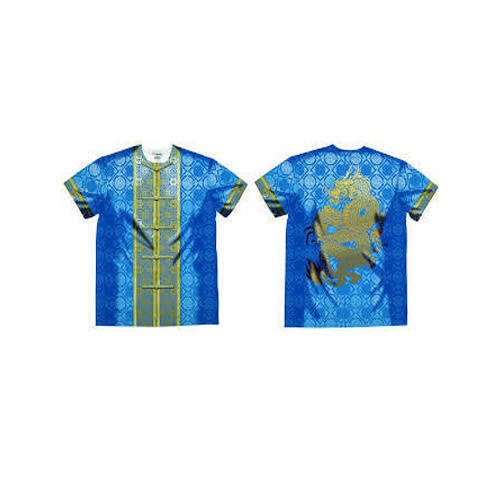 Mens T- Shirt Sublimation Printing Service
