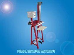Semi Automatic Milk Packing Machine