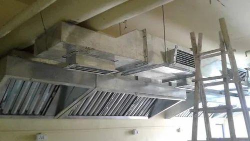 Hotel Kitchen Exhaust System Chimney