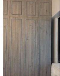 Wooden Wall Almirah