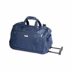 Plain Polyester Luggage Bag