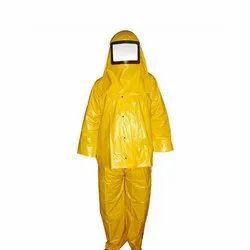 Chemical Resistant PVC Suits
