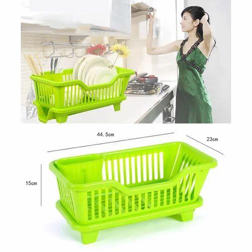 Creation Multi Kitchen Sink Dish Drainer Drying Rack Washing Holder Basket