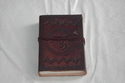 Hv Vintage Brown Vintage Leather Embossed Leather Journal, Packaging Type: Export Quality Packing