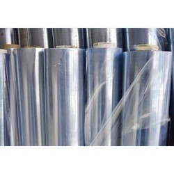 PVC Clear Film, 0.08mm To 0.50mm