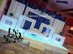CS-12 Luxurious Wedding Stage