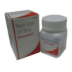 Ribavirin Tablets USP 200 mg
