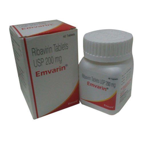 Ribavirin Tablets USP 200 mg