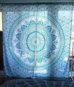 Indian Mandala Curtains