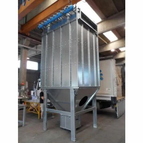 Stainless Steel 50-60Hz Bag Filter Systems, for Industrial