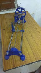 Static Torsion Pendulum App