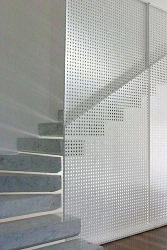 Perforated Aluminium Sheet Facade