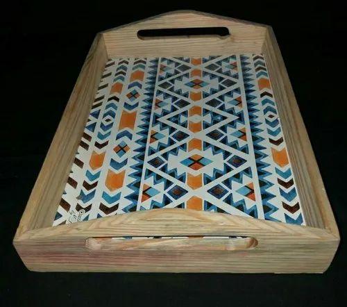 Designer Wooden Trays