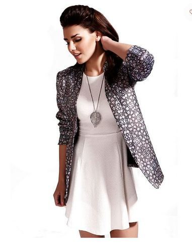 Womens Semi Formal Jacket