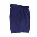 Kids Navy Blue Half Pant