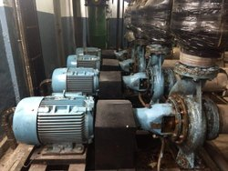 Industrial Pumps Repairing Services